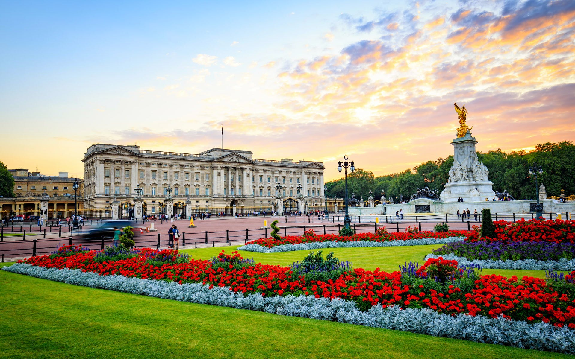 the buckingham palace tour with audio guide -1