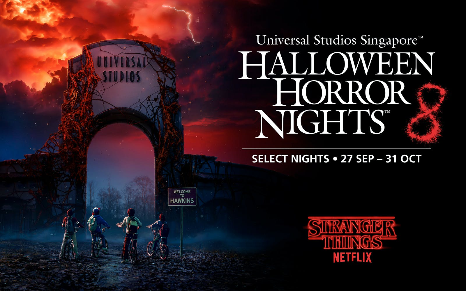 Halloween Horror Nights™ 8