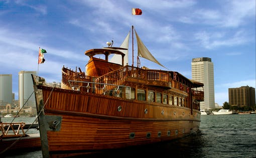Desert Safari and Dhow Cruise