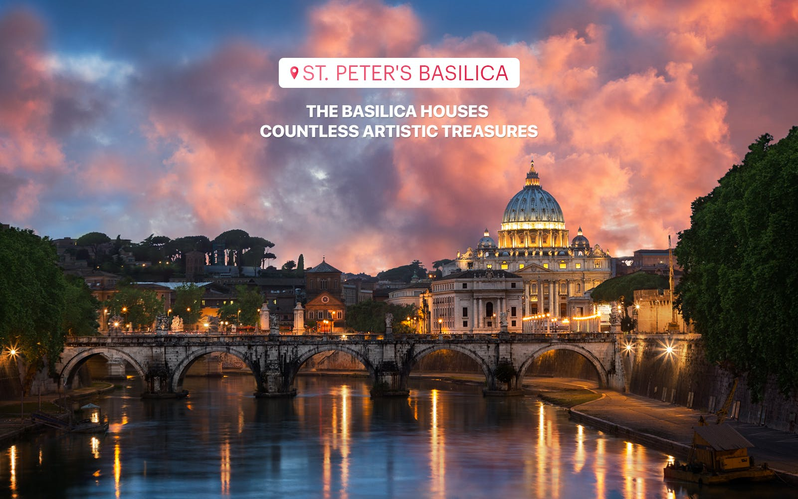 skip the line: st. peter's basilica self guided audio tour -5