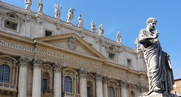 Skip the Line: St. Peter's Basilica Self Guided Audio Tour