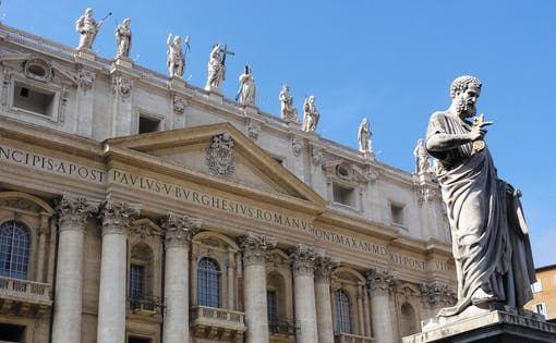 Dedicated Access: St. Peter's Basilica Self Guided Audio Tour