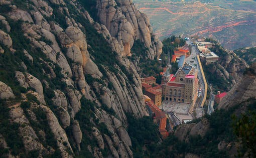 Montserrat Day Out - All Inclusive Transportation Pass from Barcelona