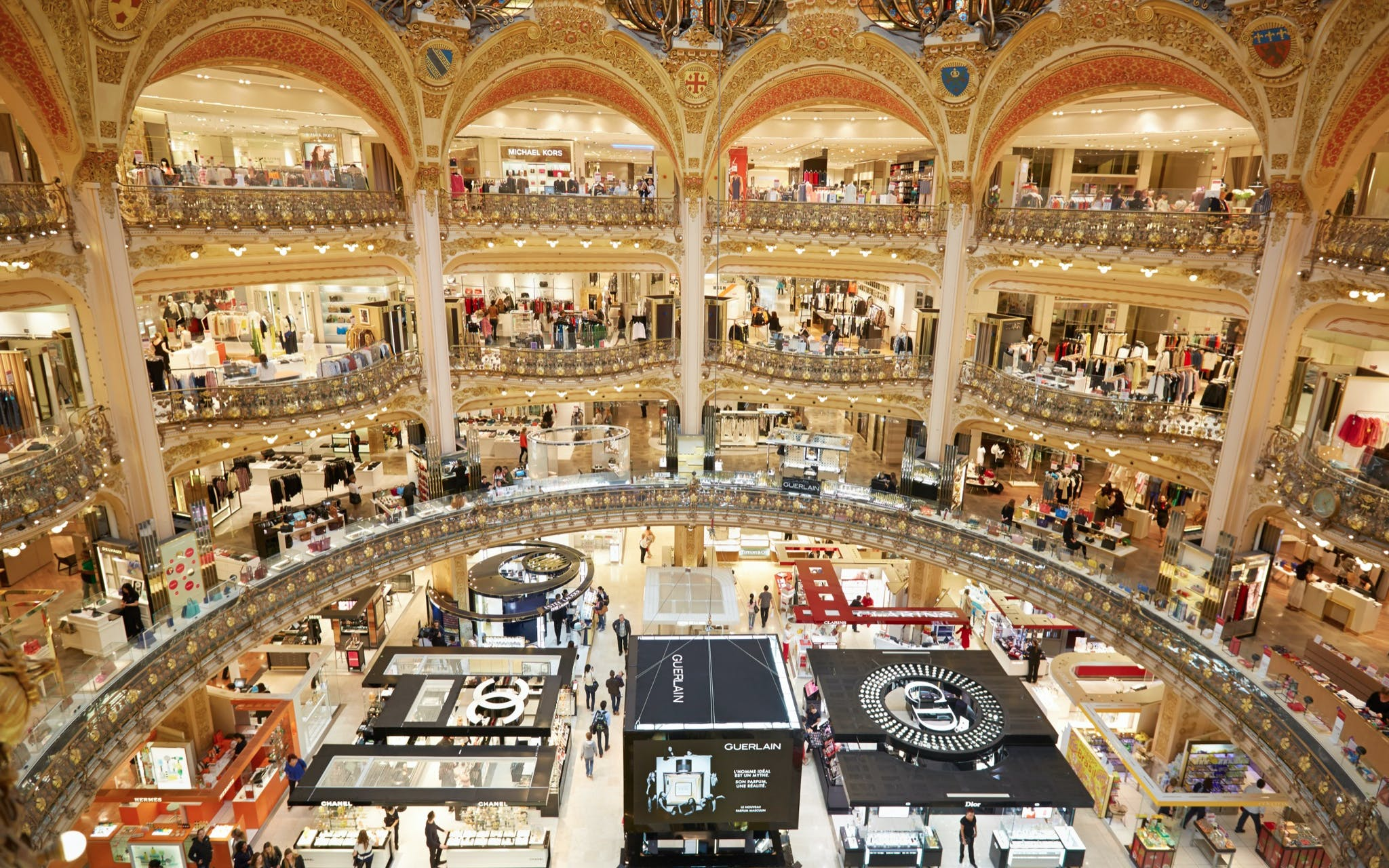the galeries lafayette-3