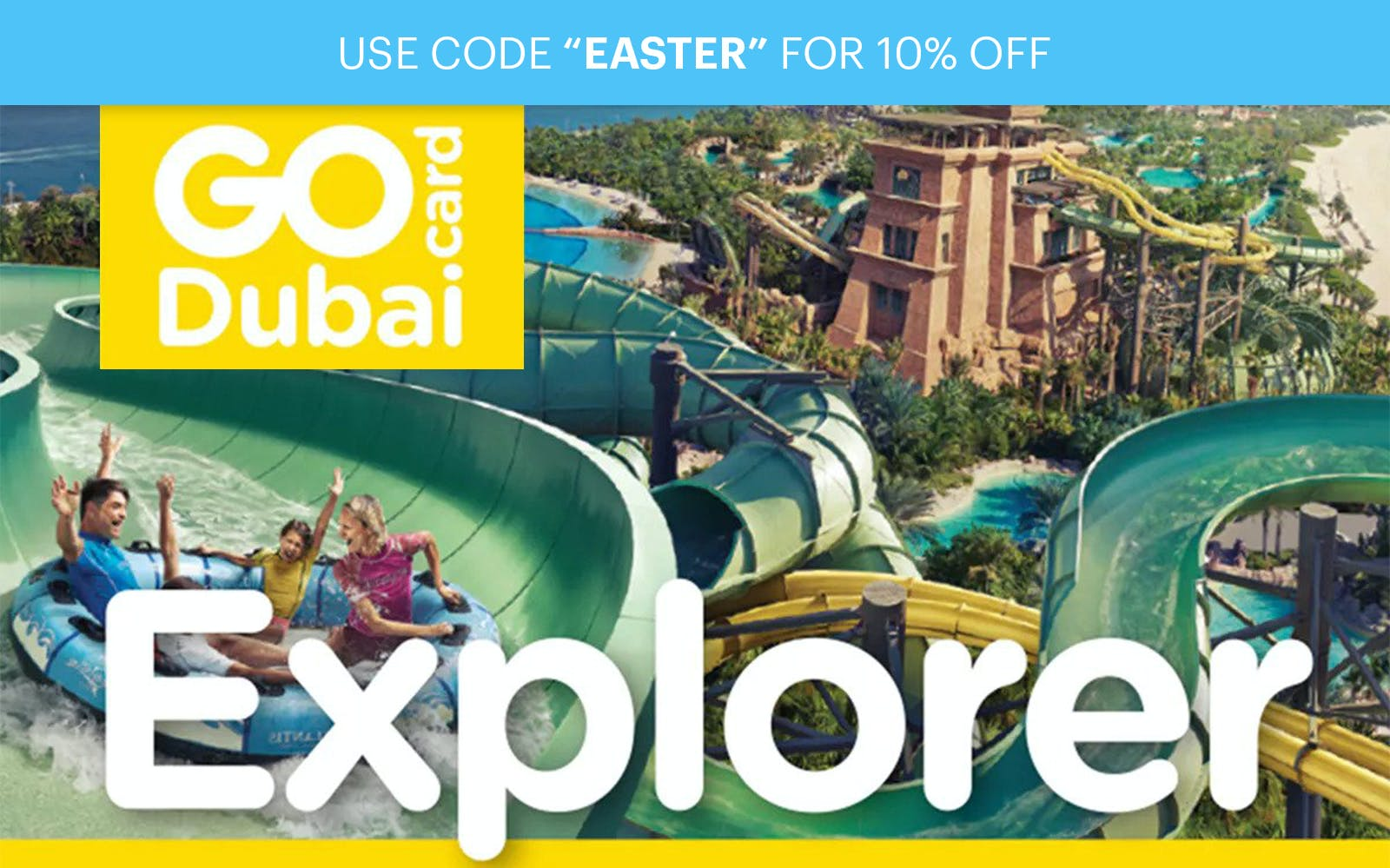 go dubai explorer pass - choose 3,4,5 or 7 attractions-1