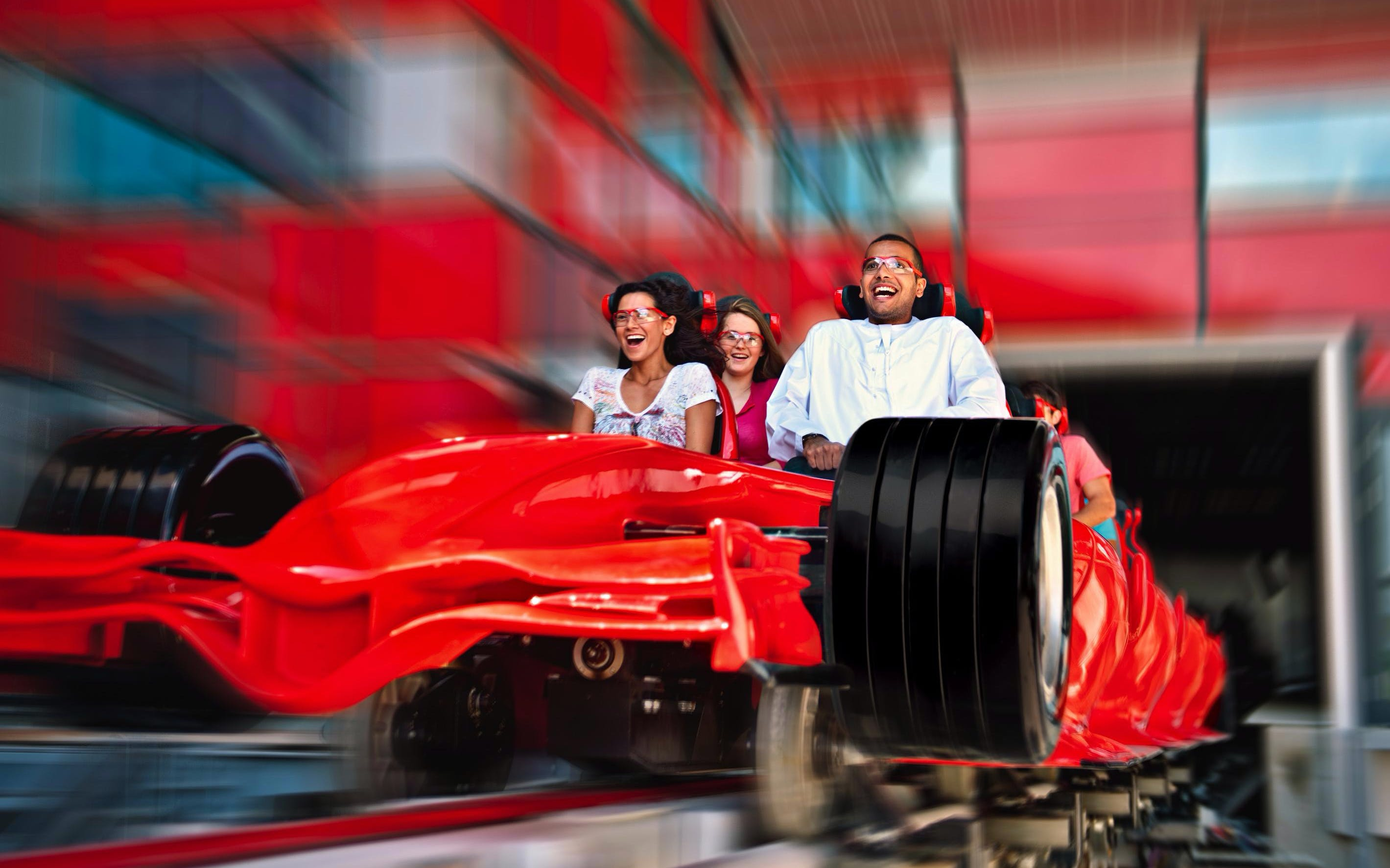 ferrari world with transfers-3