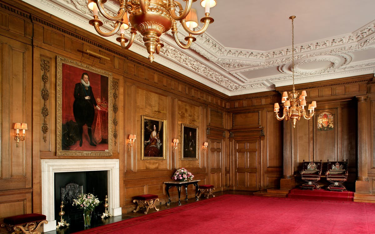 palace of holyroodhouse tickets with audio guide-0