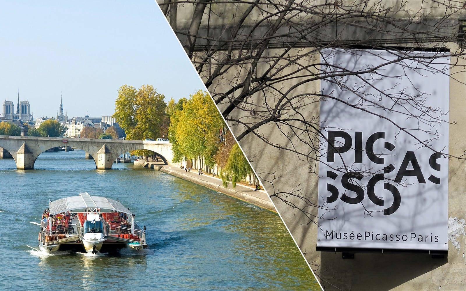 Priority Access Tickets to Picasso Museum + Seine River Cruise