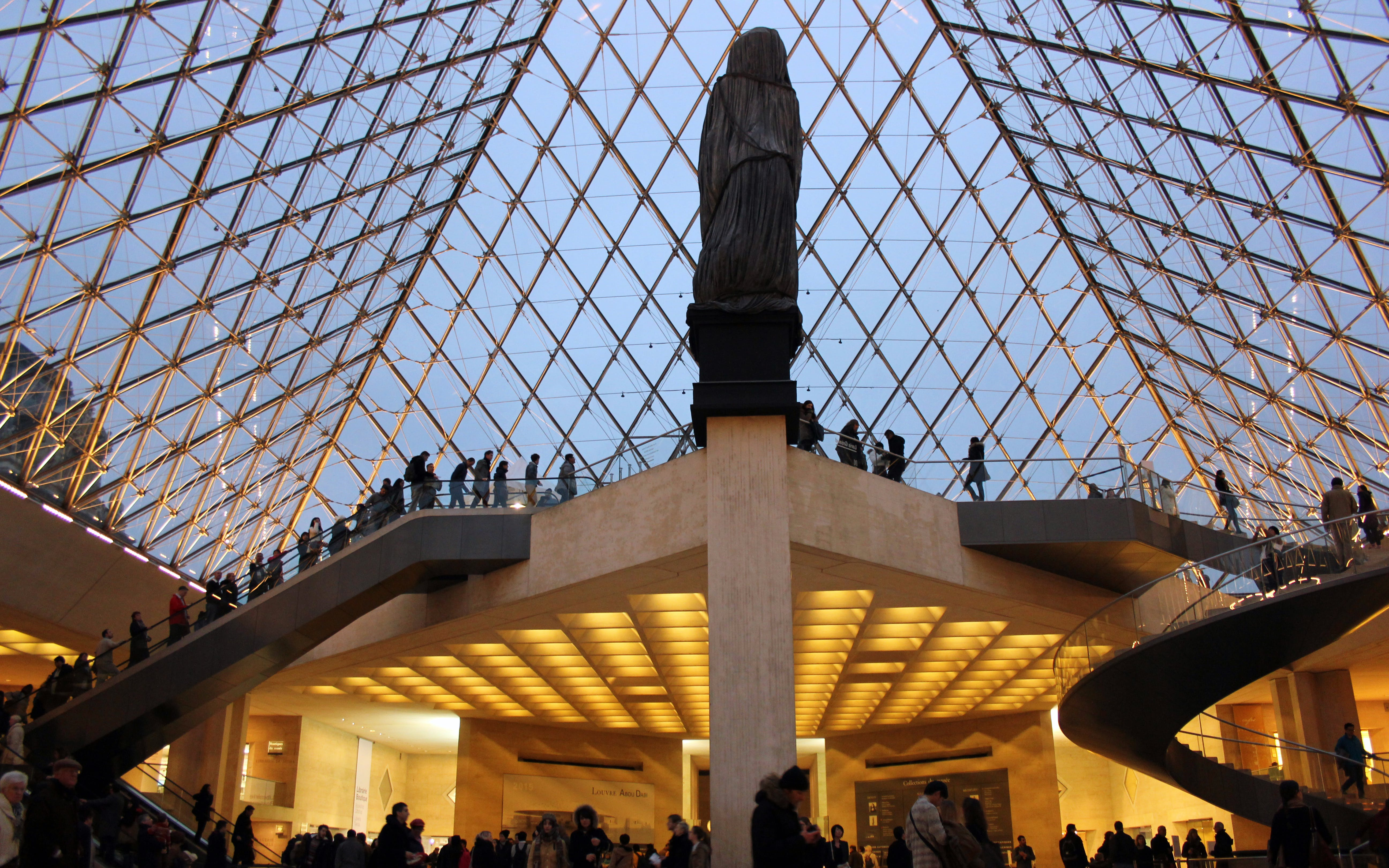 louvre museum dedicated entrance + skip the line picasso museum tickets-2