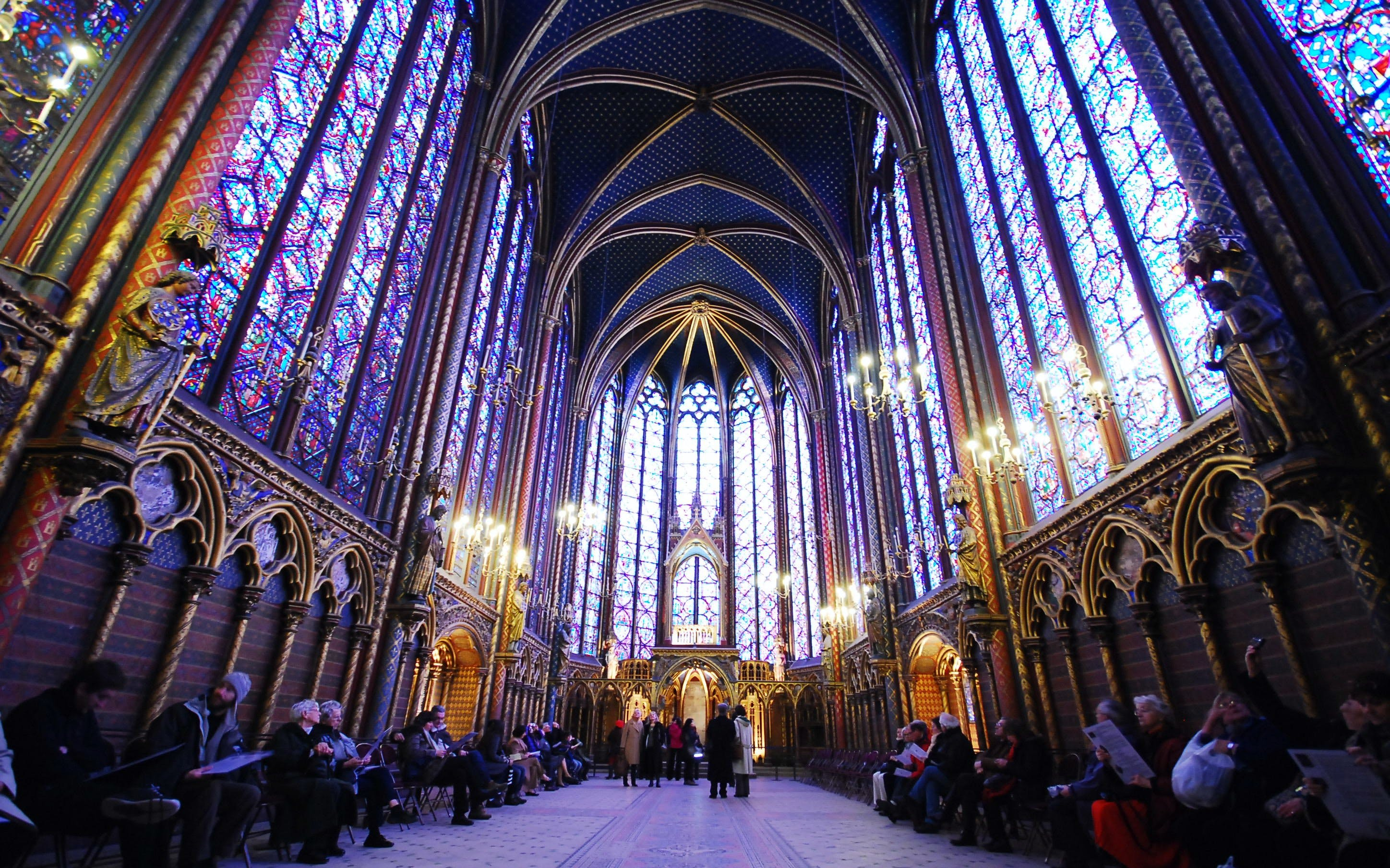 Skip The Line Sainte Chapelle Tickets + Seine River Cruise