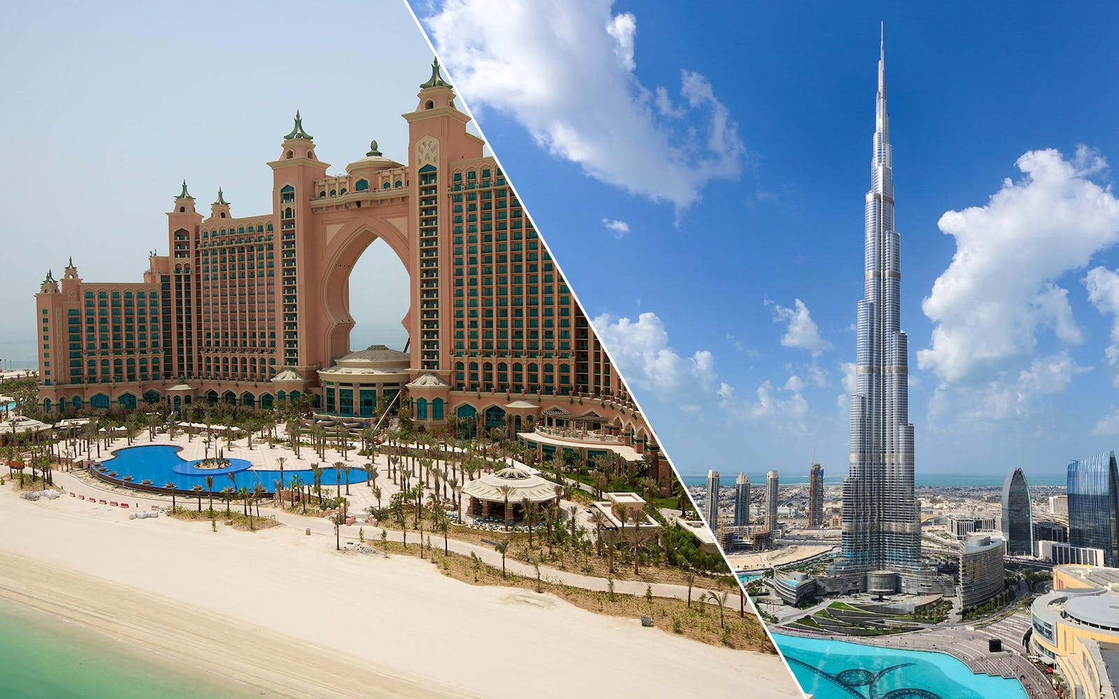2 Day Combo: Burj Khalifa + Desert Safari + Dubai City Tour + Dhow Dinner Cruise