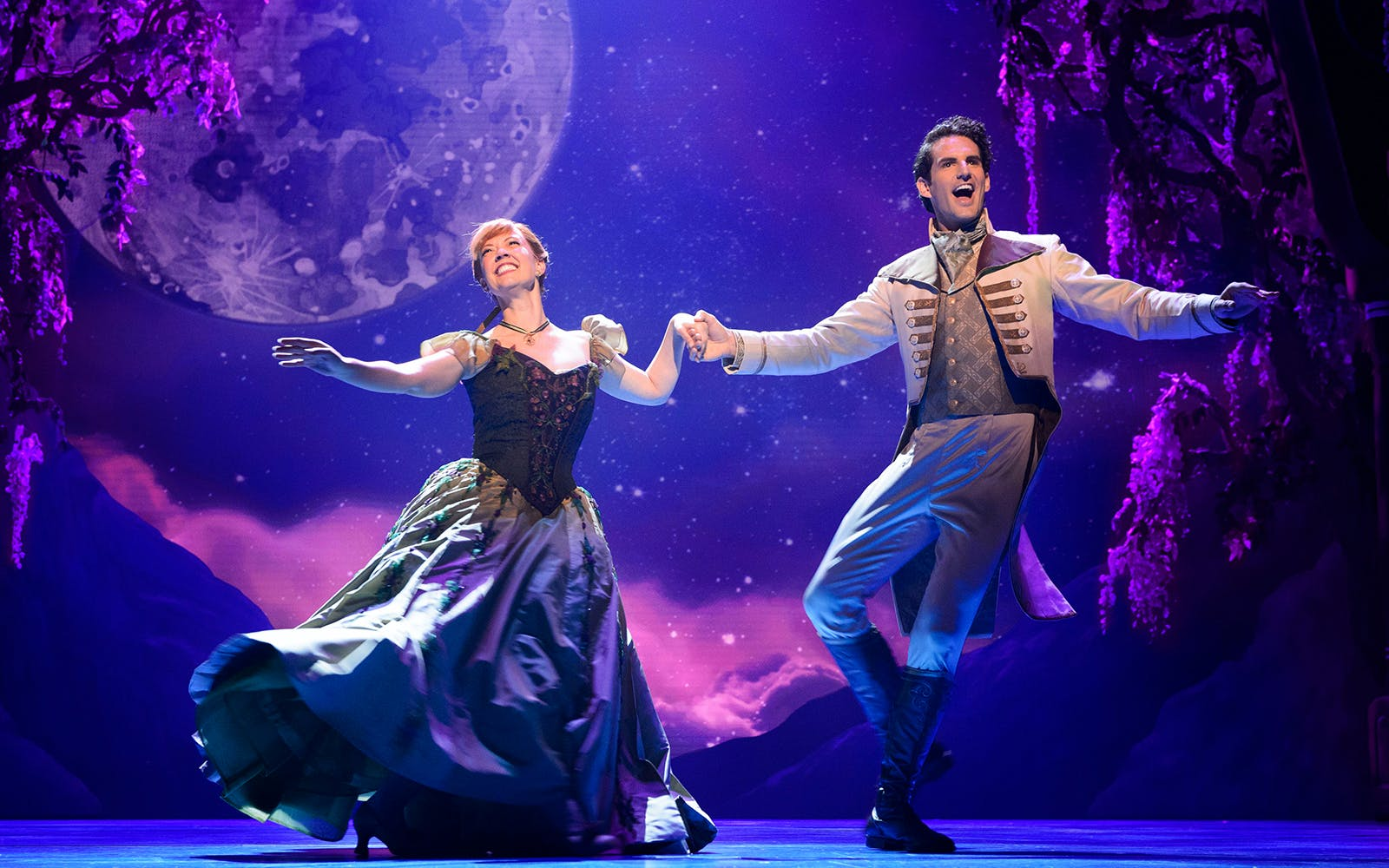 Best Broadway Shows - February 2018 - Frozen