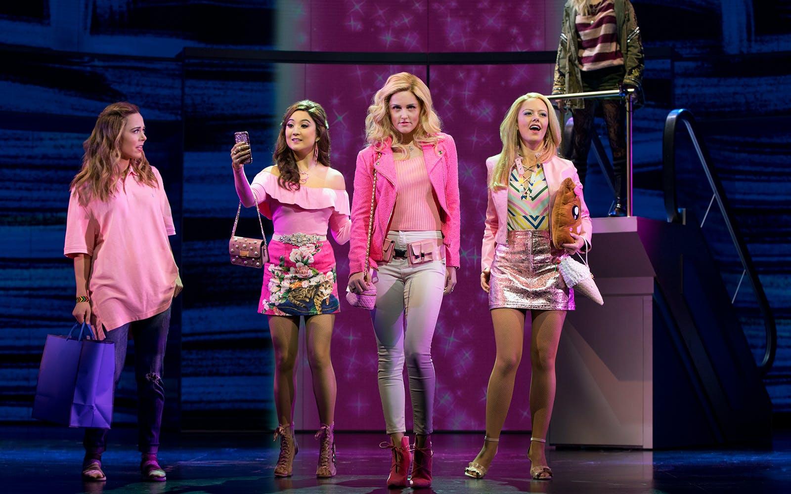 Mean Girls broadway tickets  2