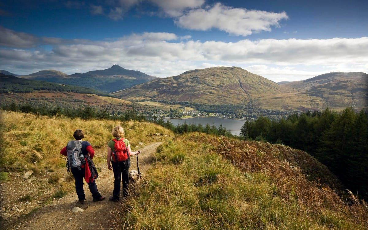 1-day highland lochs, castles & whisky distillery tour-1
