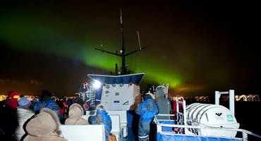 Northern Lights Ocean Cruise