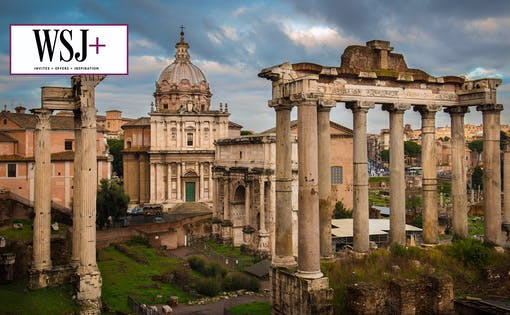 Colosseum, Palatine Hill & Roman Forums