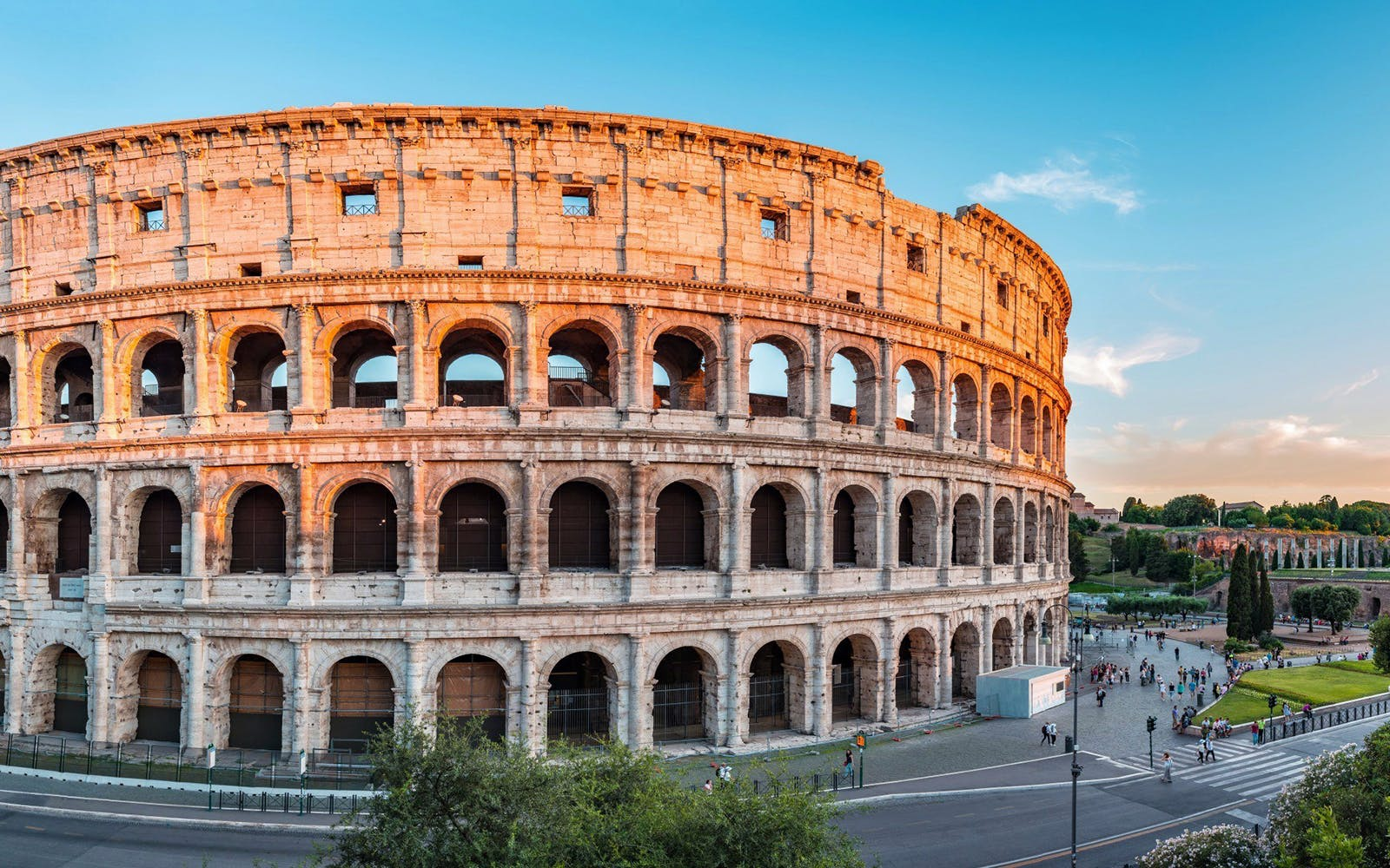 Tickets + Audioguide to Colosseum, Roman Forum and Palatine Hill