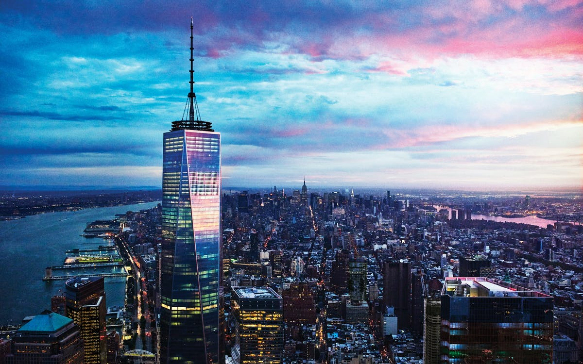 one world observatory tickets & tour of 9/11 memorial-1