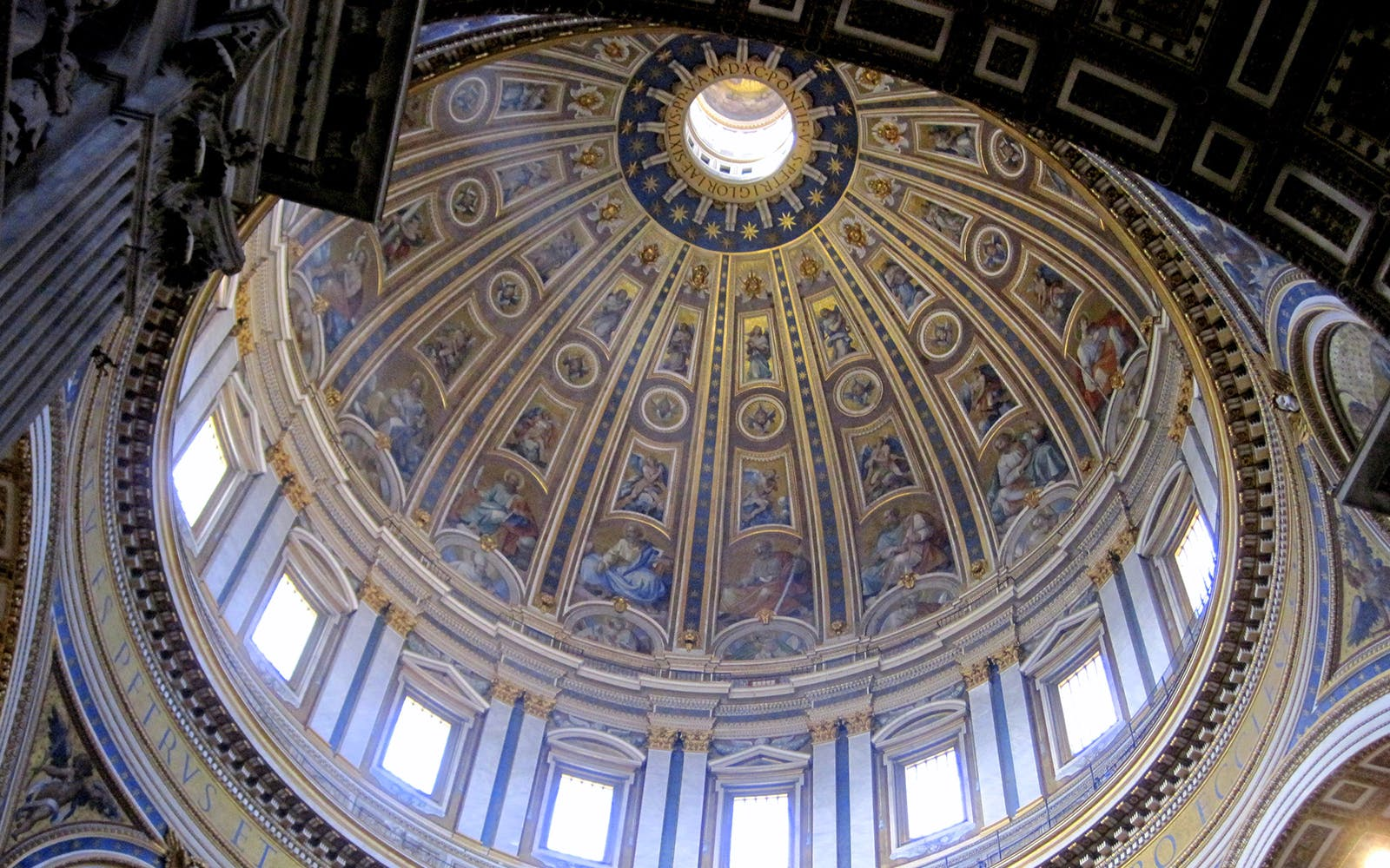 early access group tour to st. peter's basilica, vatican museum & sistine chapel-5
