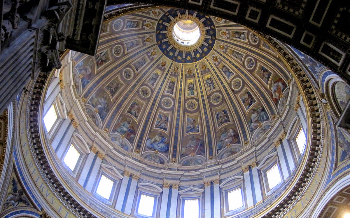 early access group tour to st. peter's basilica, vatican museum & sistine chapel-1
