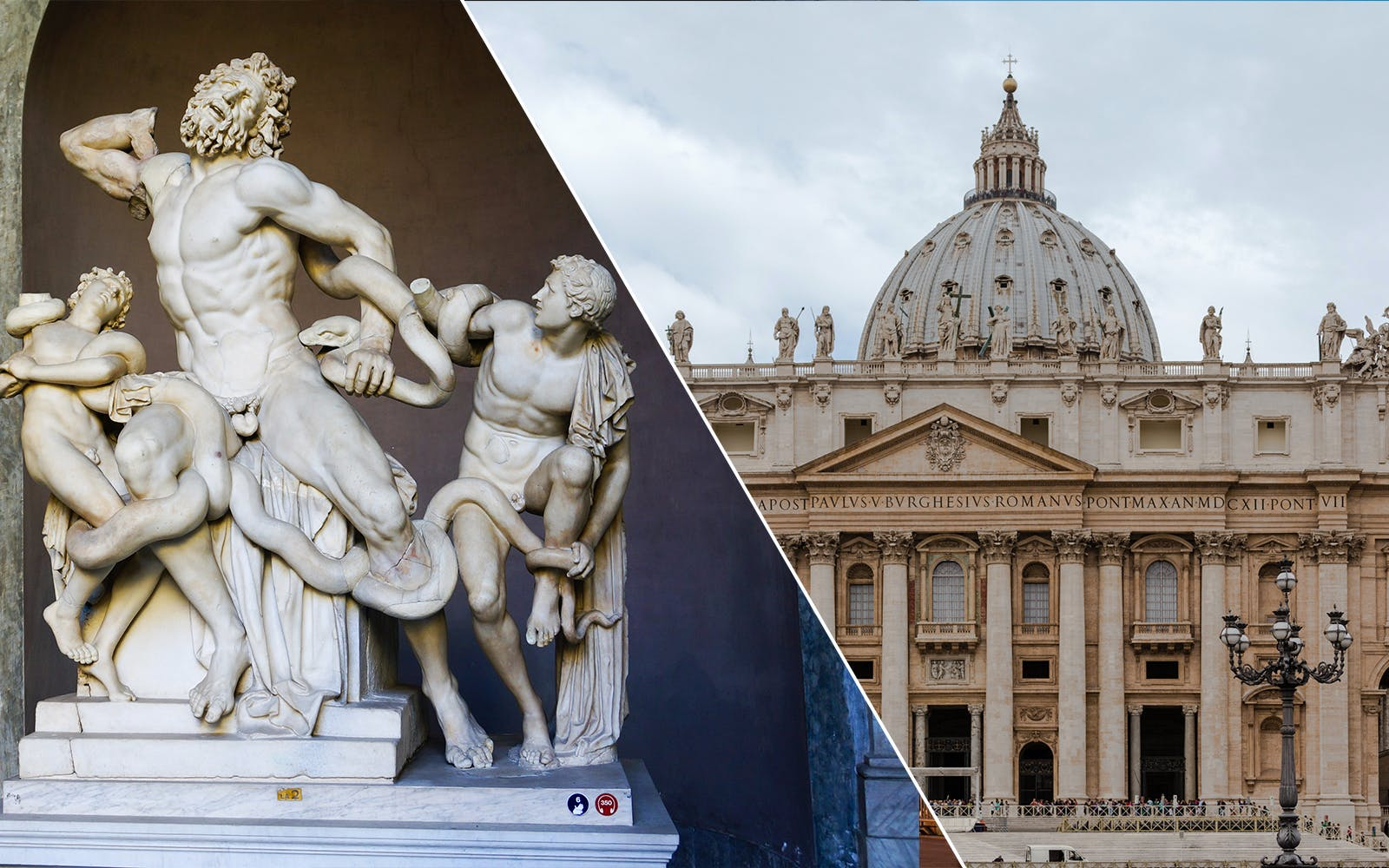 Early Access Group Tour to St. Peter's Basilica, Vatican Museum & Sistine Chapel