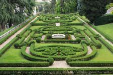 Vatican Gardens - 2
