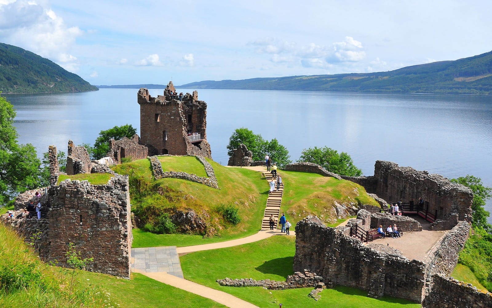 Loch Ness, Glencoe & The Highlands of Scotland