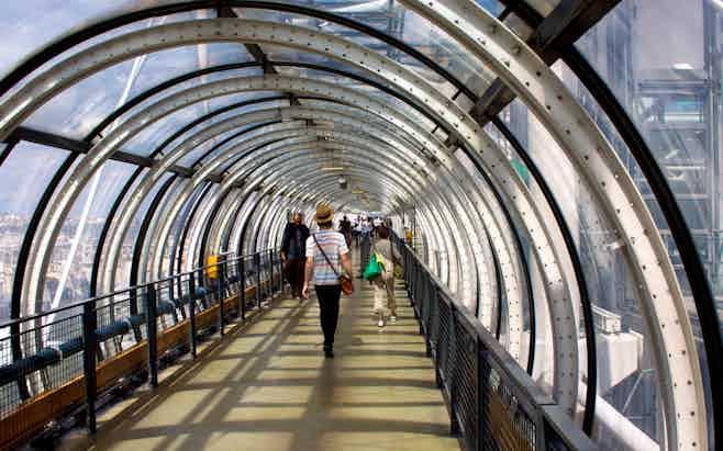 Paris in 5 days-center pompidou