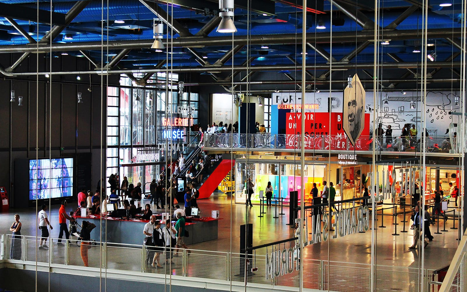 Best Museums in Paris - Centre Georges Pompidou - 3