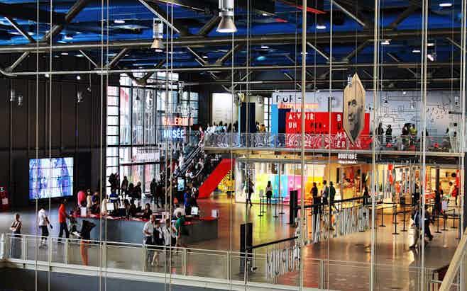 Paris in 3 days-Center Pompidou