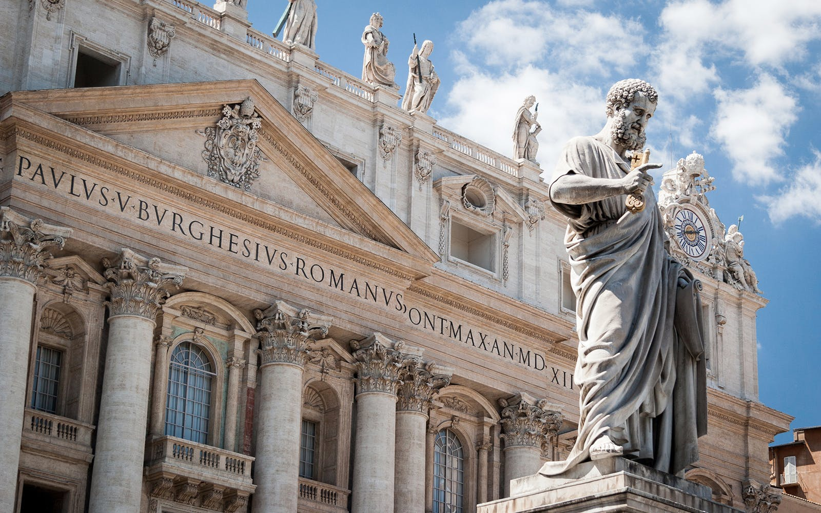 Skip the Line: Guided Tour of St. Peter's Basilica