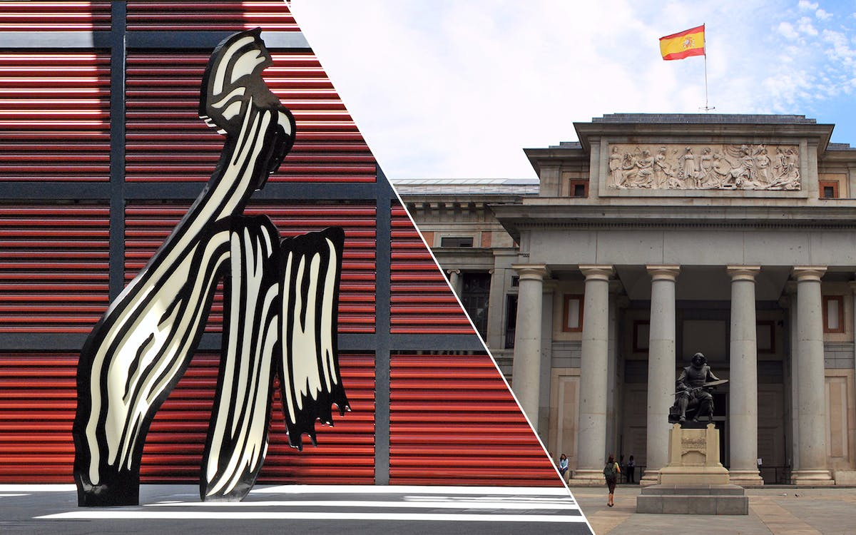 paseo del arte - 3 museum pass for the prado, thyssen-bornemisza and reina sofia-1