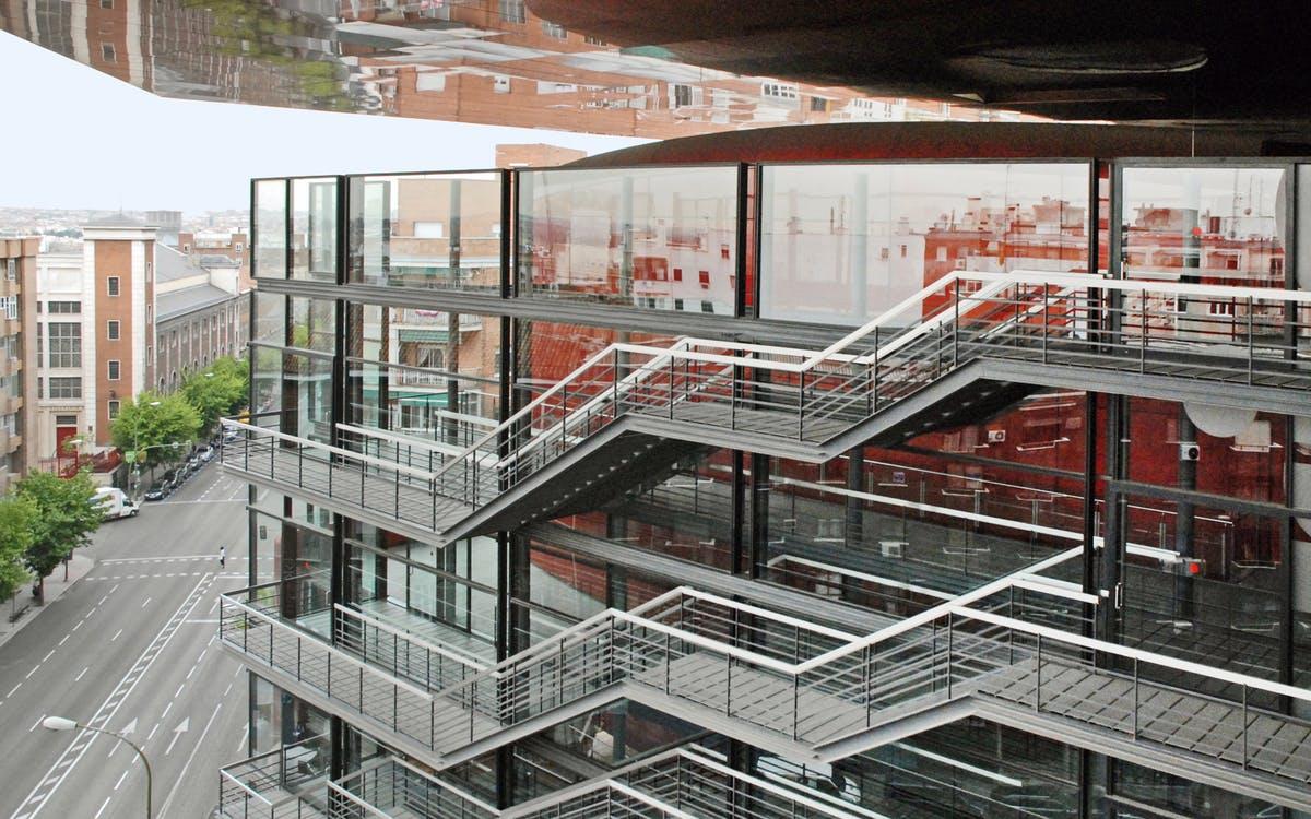 Paseo del arte best price online - Centro nacional del vidrio ...