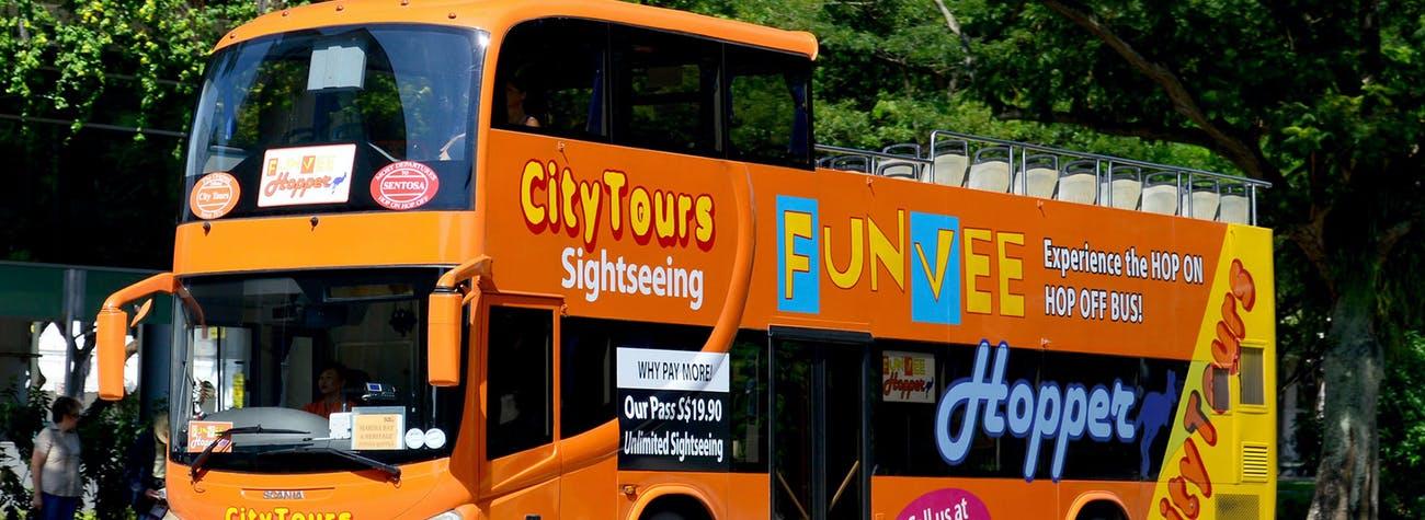 Singapore Bus Tours