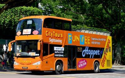 Singapore Hop On Hop Off Bus Tours