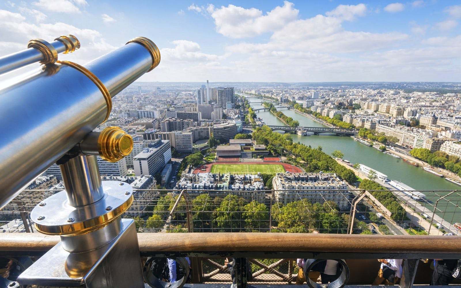 Skip the Line Eiffel Summit & Seine Cruise + Hop-On Hop-Off Tickets Combo