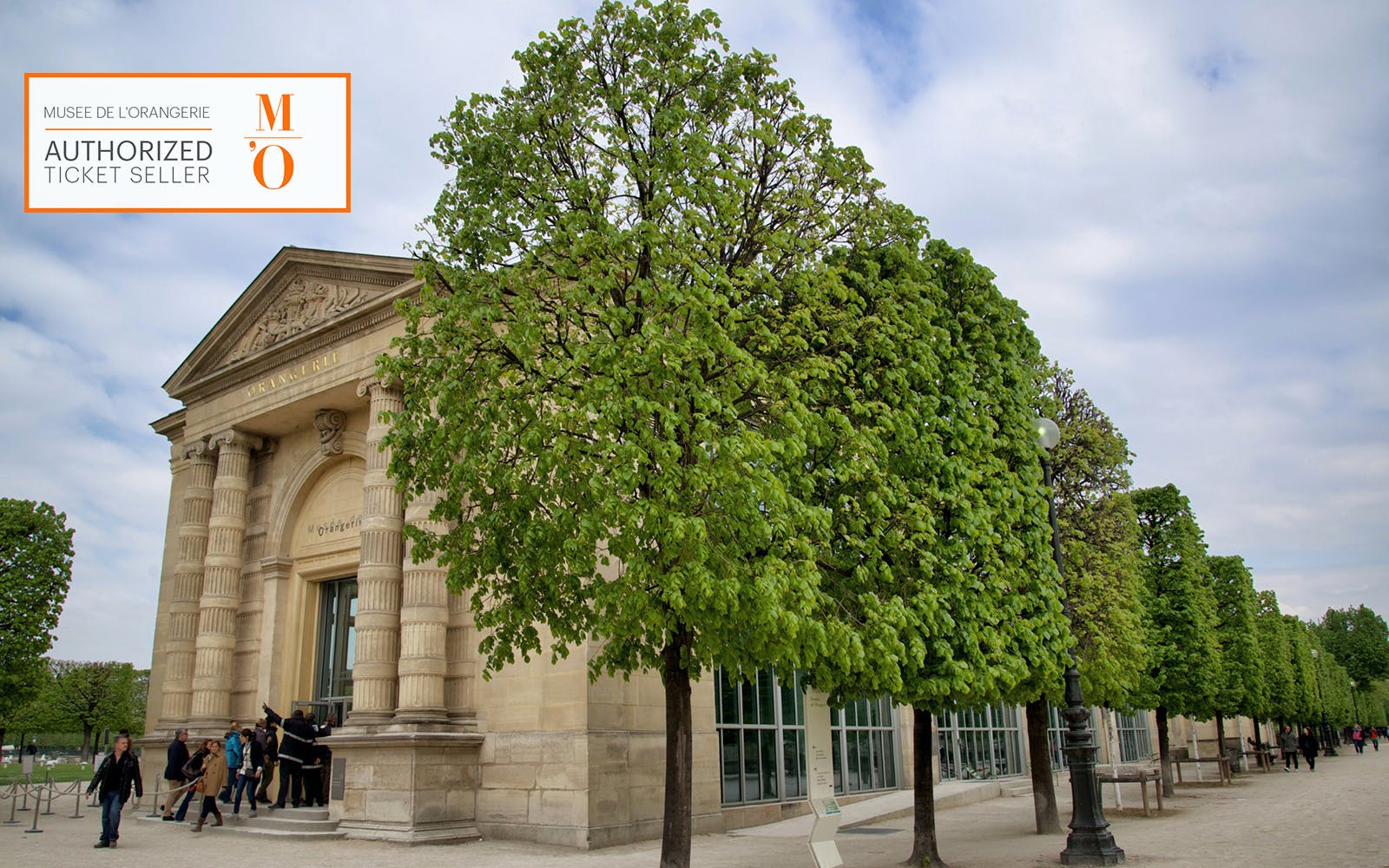 Priority Access to Musee de L'Orangerie