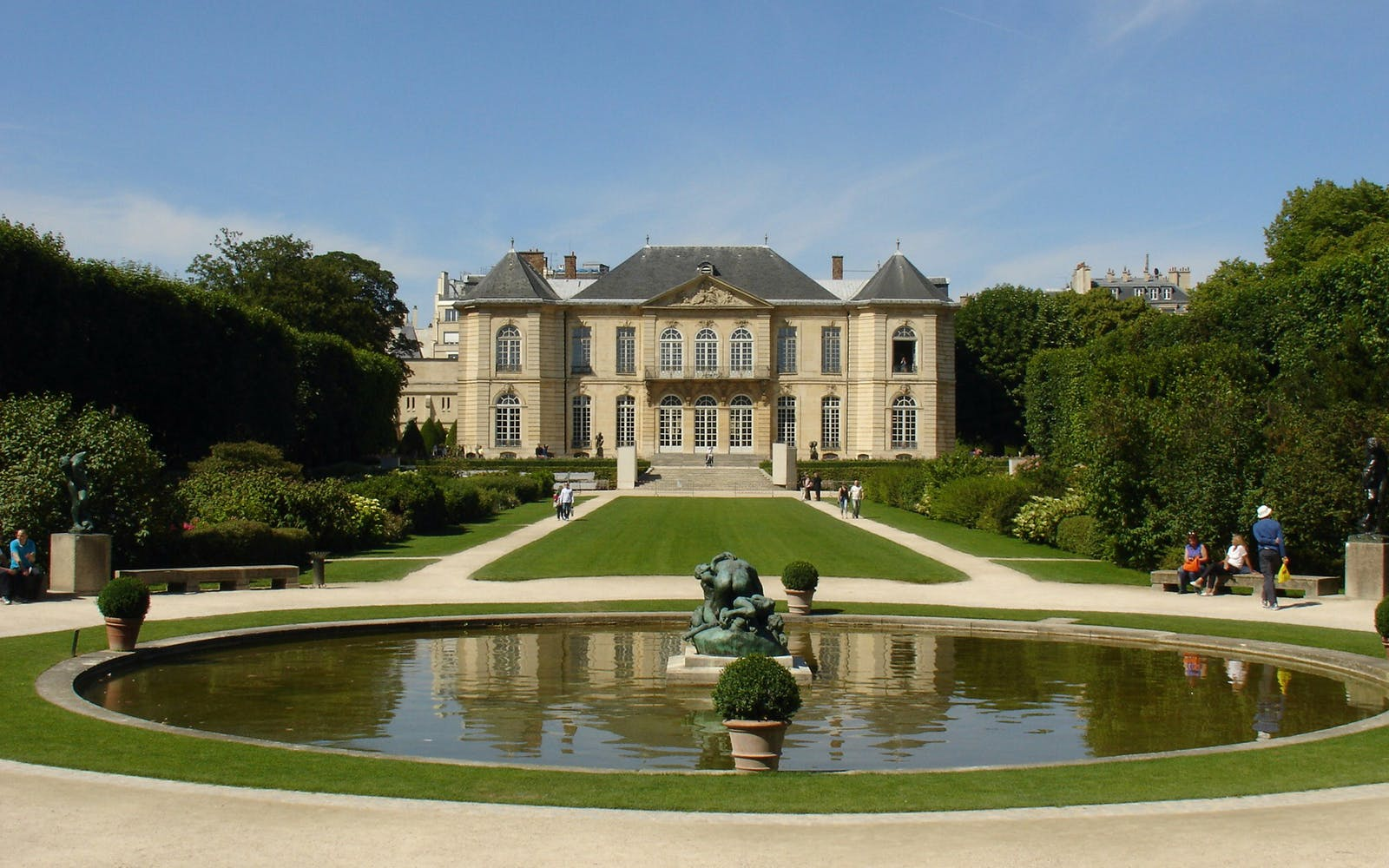 Best Museums in Paris - Musee Rodin - 1