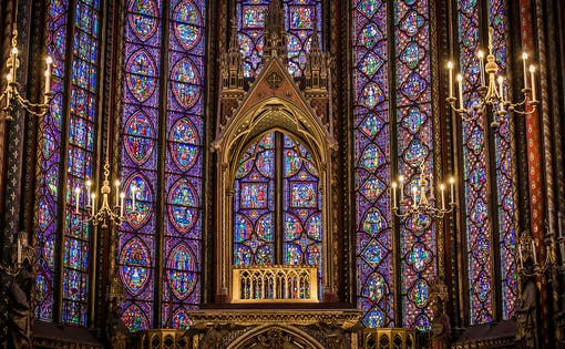 Sainte Chapelle Skip The Line Tickets