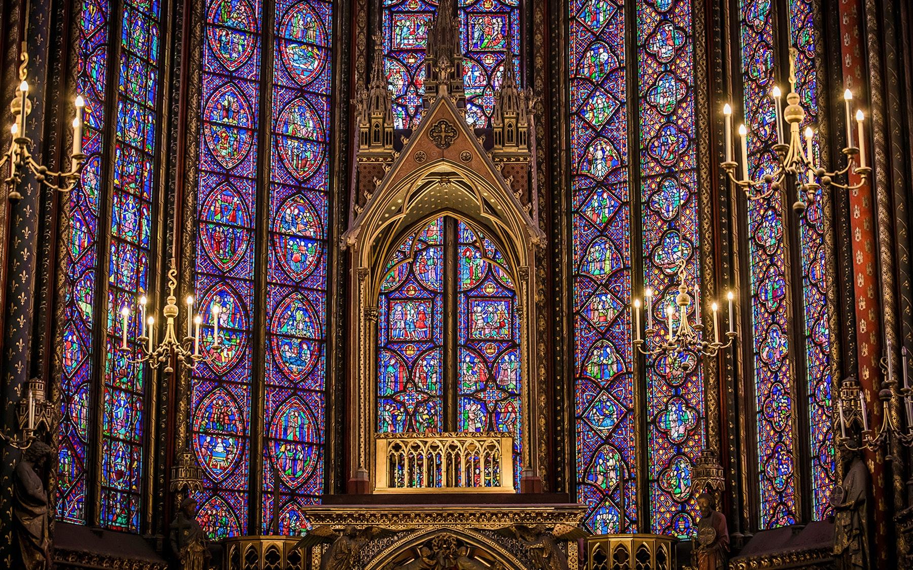 Sainte-Chapelle biglietti