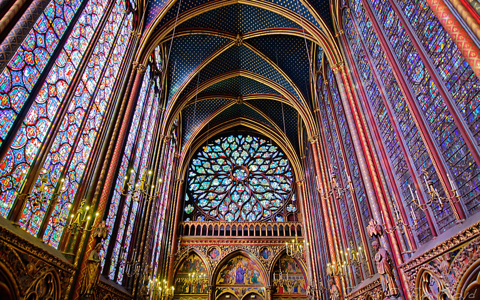 Saint Chapelle Skip The Line Tickets