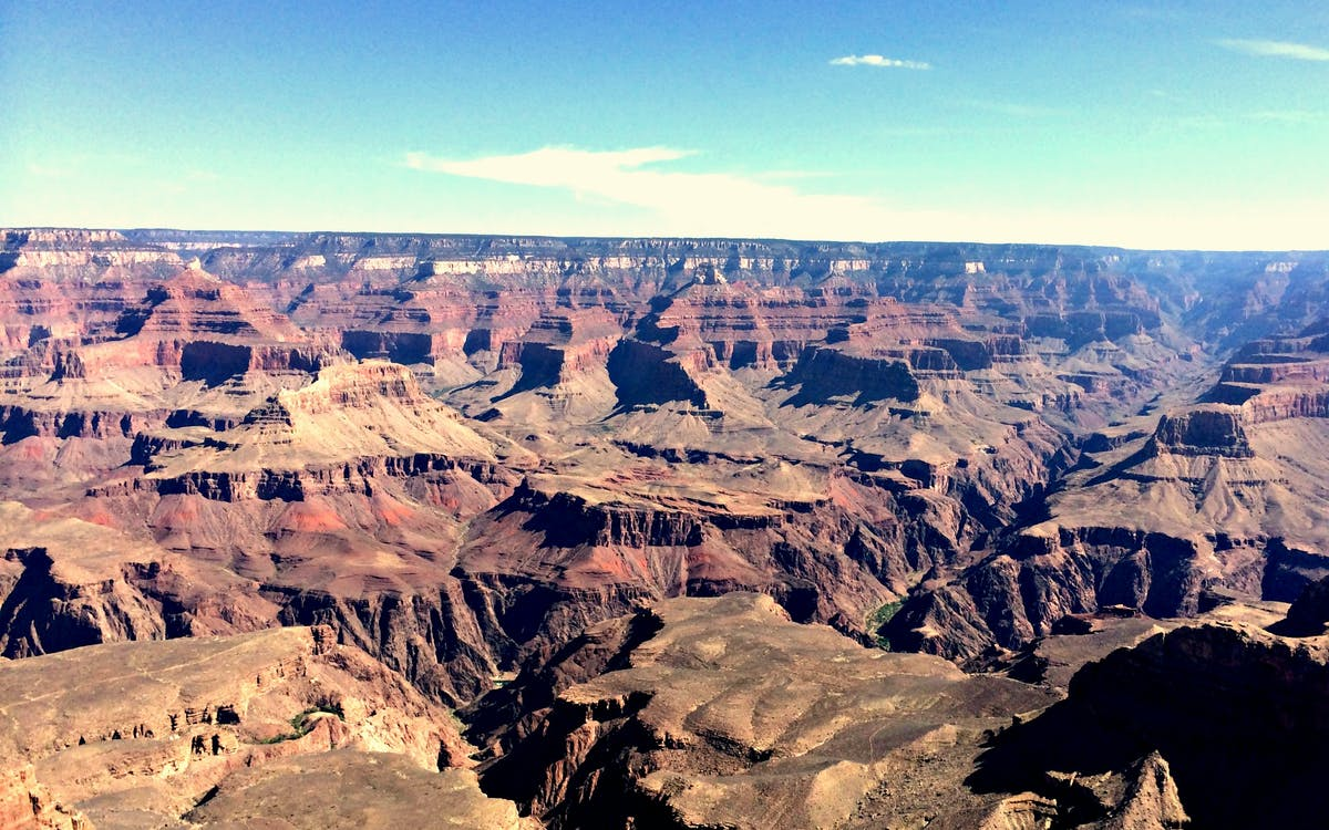Grand Canyon South Rim Or Hoover Dam Bus Tour