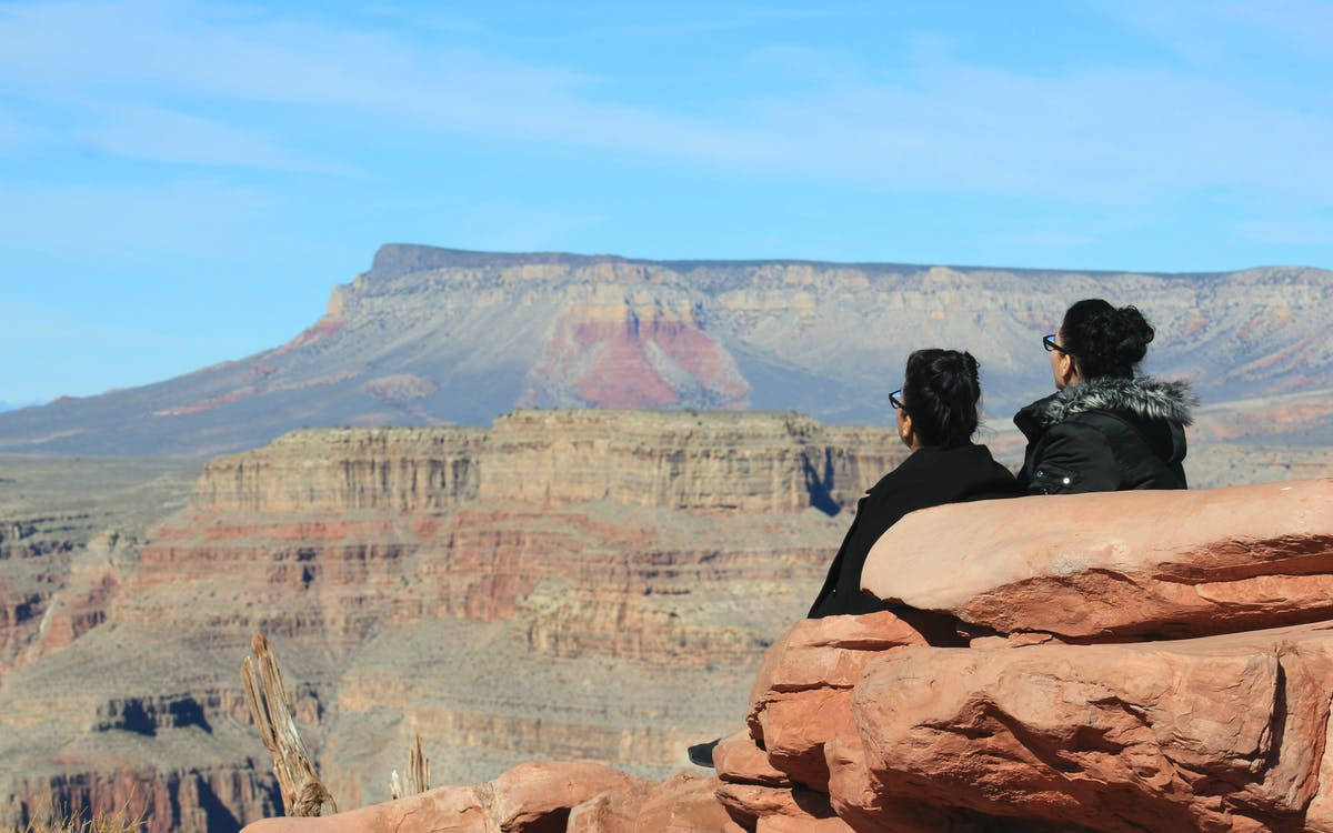 grand canyon west rim bus tour with optional skywalk-2