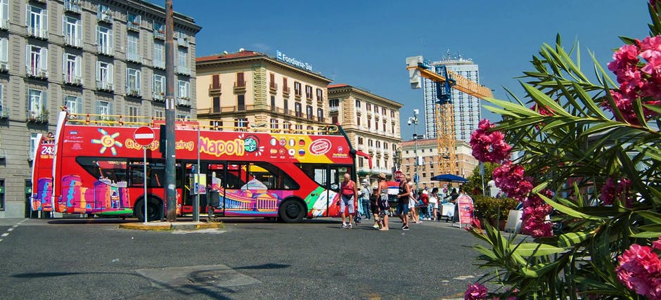 Hop-On, Hop-Off Naples Sightseeing Tour