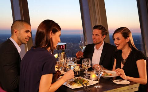 berlin tv tower - vip lunch or breakfast-1