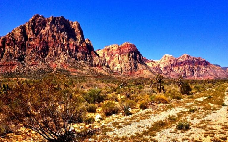 red rock canyon segway excursion-1