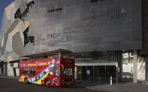 city sightseeing melbourne - hop on hop off-1
