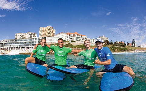 bondi surf experience - small group session-1