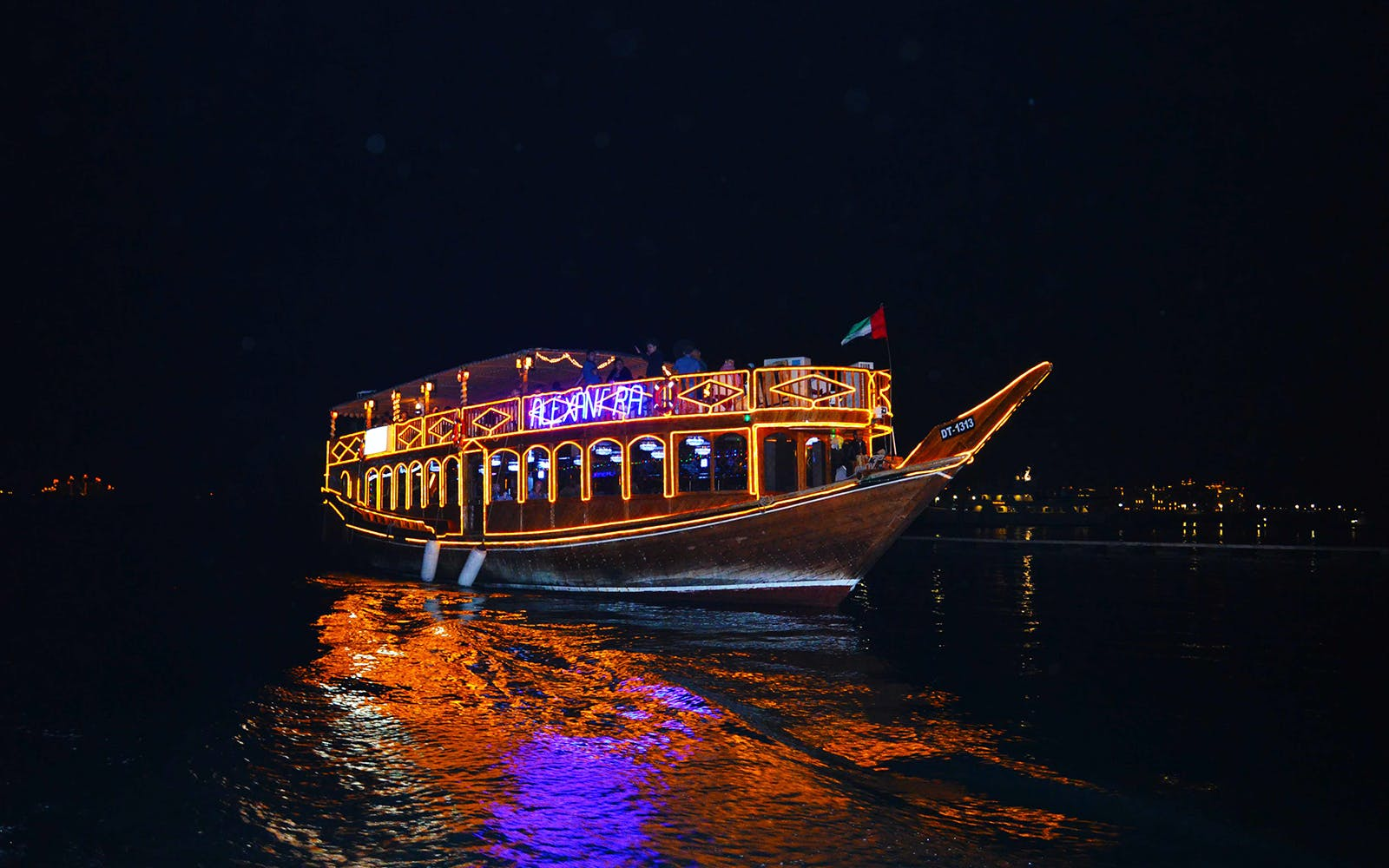 dubai city tour + dhow dinner cruise in marina combo-2