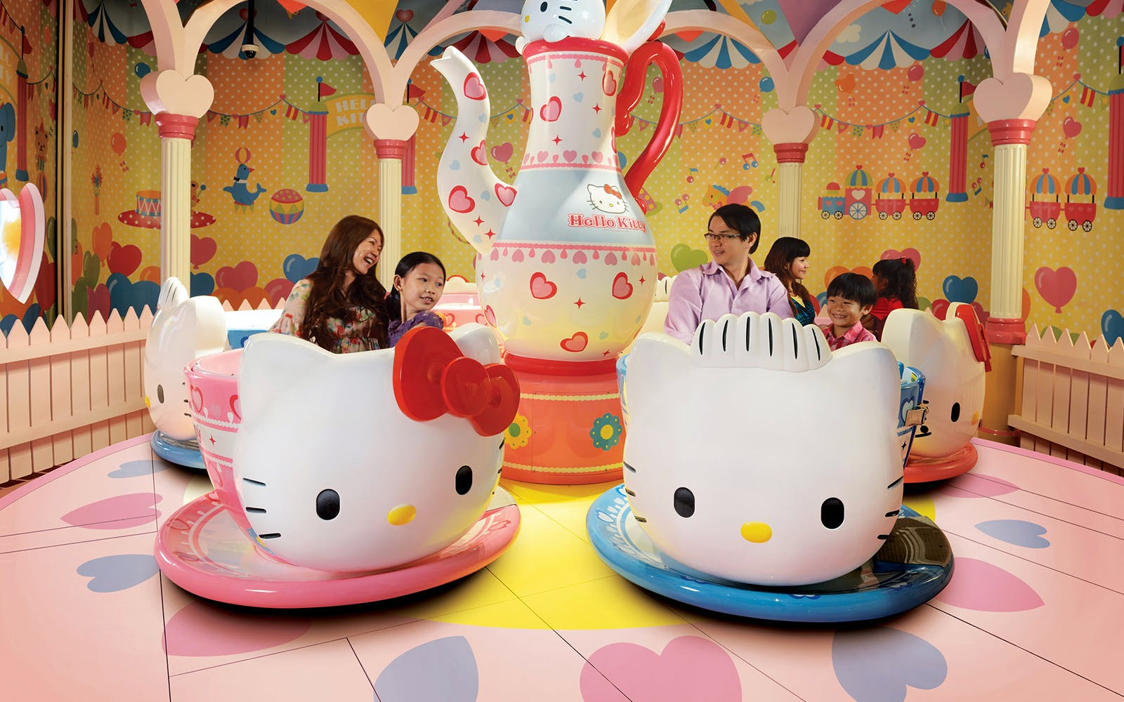hello kitty town malaysia with 2 - way transfers-2